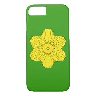 Funda Para iPhone 8/7 Narciso heráldico