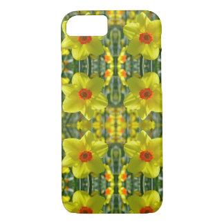 Funda Para iPhone 8/7 Narcisos amarillo-naranja 01.0.2.p