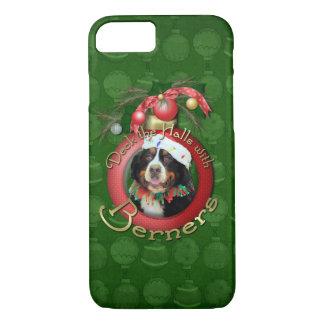 Funda Para iPhone 8/7 Navidad - cubierta los pasillos - Berners