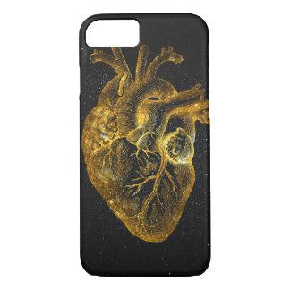 Funda Para iPhone 8/7 Nebulosa del corazón