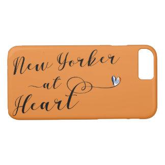 Funda Para iPhone 8/7 Neoyorquino en la caja del teléfono móvil del