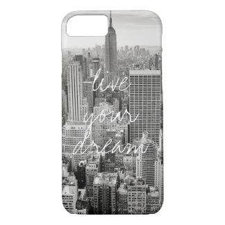 Funda Para iPhone 8/7 New York City NYC vive su viaje ideal