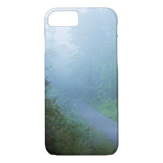 Funda Para iPhone 8/7 Niebla en azul
