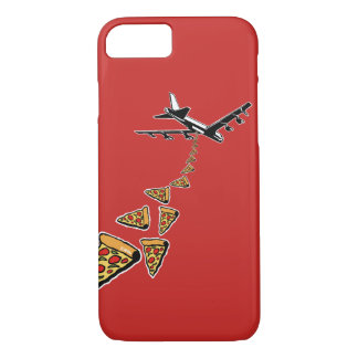 Funda Para iPhone 8/7 Ninguna guerra más pizza