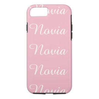 Funda Para iPhone 8/7 Novia (novia/novia)
