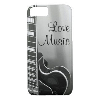 Funda Para iPhone 8/7 NUEVO iPhone adaptable de la música del amor 8/7