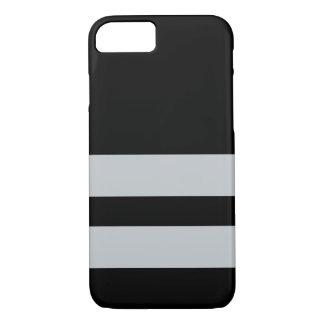 Funda Para iPhone 8/7 Oakland Black&Silver