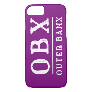 Funda Para iPhone 8/7 OBX Banx externo OUTER BANKS Carolina del Norte