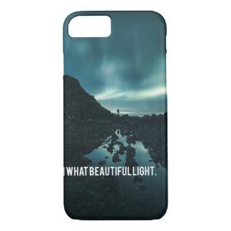Funda Para iPhone 8/7 Oh qué luz hermosa