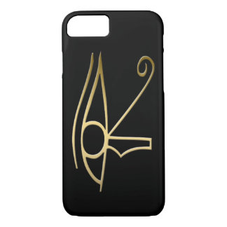 Funda Para iPhone 8/7 Ojo del símbolo del egipcio de Horus