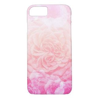 Funda Para iPhone 8/7 Ombré floral rosado