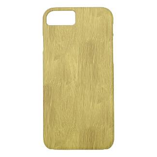 Funda Para iPhone 8/7 Oro cepillado