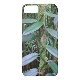 Funda Para iPhone 8/7 Orquídea de vainilla salvaje