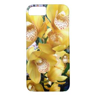 Funda Para iPhone 8/7 Orquídeas amarillas del Cymbidium