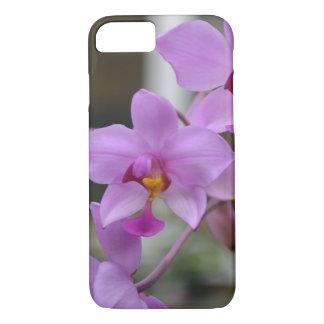 Funda Para iPhone 8/7 Orquídeas púrpuras