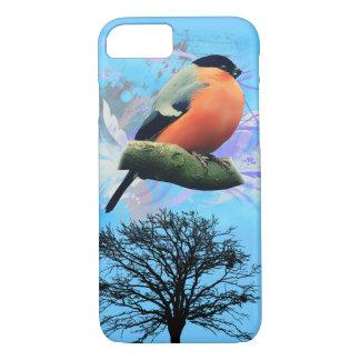 Funda Para iPhone 8/7 Pájaro encaramado sobre el árbol