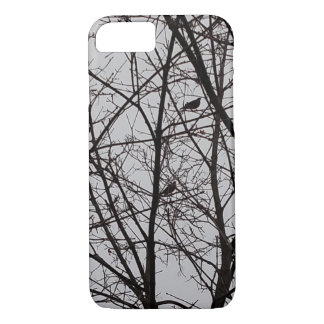 Funda Para iPhone 8/7 Pájaros en un árbol