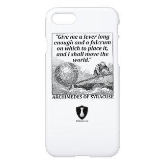 Funda Para iPhone 8/7 Palanca de Arquímedes