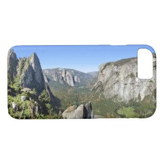 Funda Para iPhone 8/7 Panorama 2 del valle de Yosemite - Yosemite