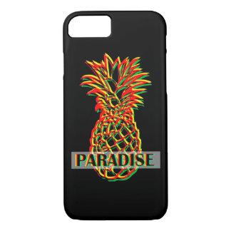 Funda Para iPhone 8/7 Paraíso de la piña