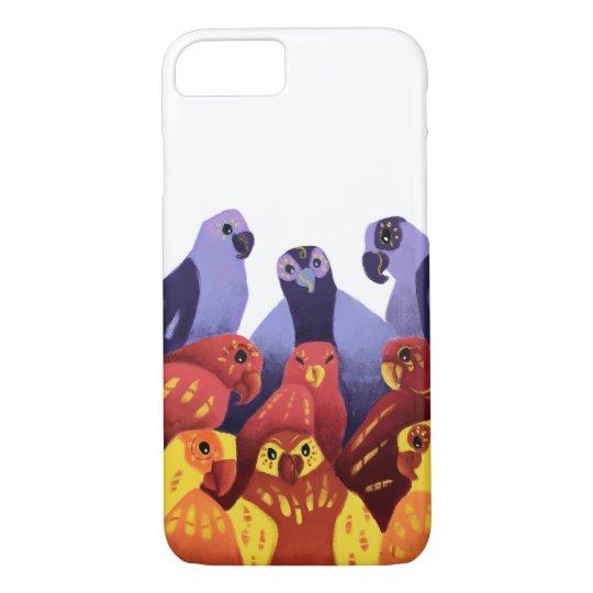 Funda Para iPhone 8/7 parrot