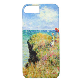 Funda Para iPhone 8/7 Paseo de Clifftop en Pourville de Claude Monet