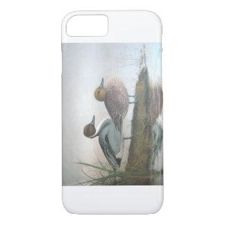Funda Para iPhone 8/7 Patos del pato rojizo