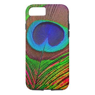 Funda Para iPhone 8/7 Pavo real coloreado