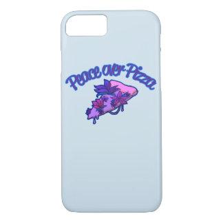 Funda Para iPhone 8/7 Paz sobre la pizza