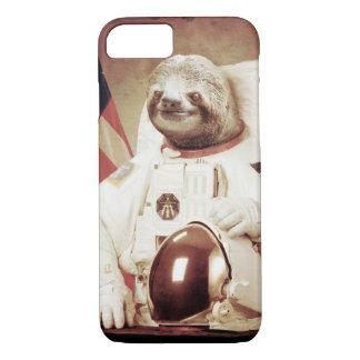 Funda Para iPhone 8/7 Pereza del astronauta