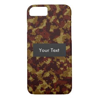 Funda Para iPhone 8/7 Personalizable del camuflaje de la sabana