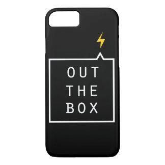 Funda Para iPhone 8/7 Piense fuera de la caja