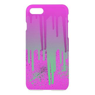 Funda Para iPhone 8/7 Pintura rosada de Drippin