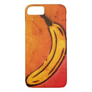 Funda Para iPhone 8/7 Plátano del arte de la calle