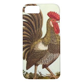 Funda Para iPhone 8/7 Pollos de los animales del campo del vintage,
