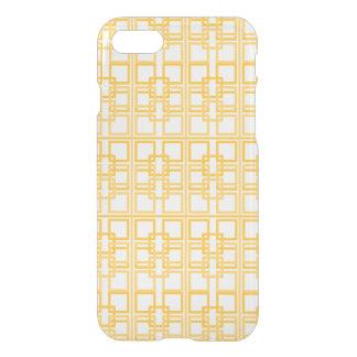 Funda Para iPhone 8/7 Princesa real Pattern Design del oro blanco
