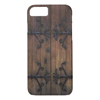 Funda Para iPhone 8/7 Puerta de madera vieja rústica