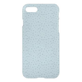 Funda Para iPhone 8/7 Puntos azules en colores pastel