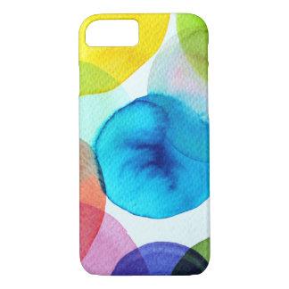 Funda Para iPhone 8/7 Puntos de los colores en los casos del iphone