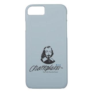 Funda Para iPhone 8/7 Quebec Samuel Champlain 1608 Padre Noticia-Francia