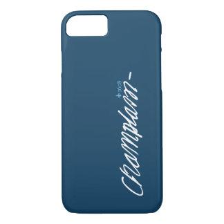 Funda Para iPhone 8/7 Quebec Samuel de Champlain 1608 Firma Francés