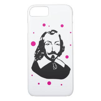 Funda Para iPhone 8/7 Quebec Samuel de Champlain 1608 Retro guisantes