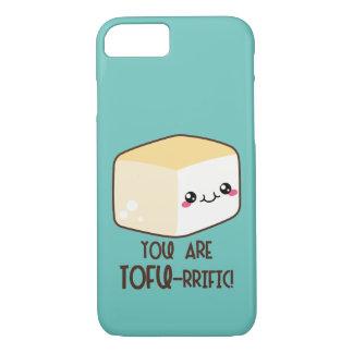 Funda Para iPhone 8/7 Queso de soja-rrific Emoji
