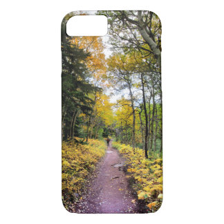 Funda Para iPhone 8/7 Rastro del paso de Swiftcurrent - Parque Nacional