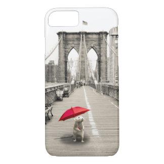 Funda Para iPhone 8/7 Ratón de Marty en el caso del iPhone 7 del puente