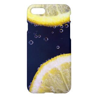 Funda Para iPhone 8/7 Rebanadas deliciosas del limón en agua