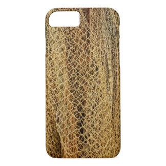 Funda Para iPhone 8/7 Redes de pesca de oro