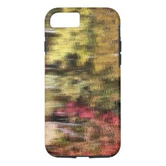 Funda Para iPhone 8/7 Reflexión vibrante Iphone del agua 7/8 caso duro