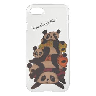 Funda Para iPhone 8/7 Refrigeración de las pandas