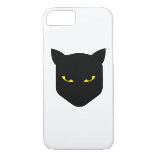 Funda Para iPhone 8/7 Regalo 2017 del gato negro de Halloween
